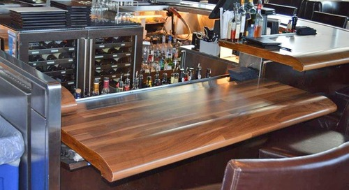 Benefits of Counterbalance Technology for Hospitality Interiors