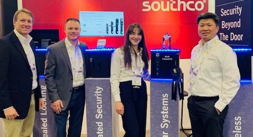 Southco Modular H3-EM Swinghandle Wins 2019 SIA New Product Award At ISC West