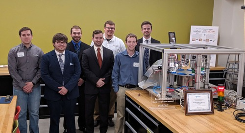 Southco Sponsors Award Winning PSU Capstone Project