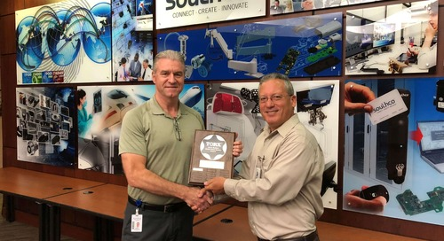 Acument Global Technologies Names Southco 2018 TORX® Drive Systems Award Winner