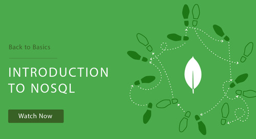Back to Basics 1: Introduction to NoSQL