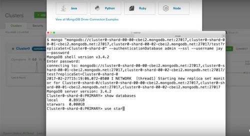 [Tutorial] Importing your data into MongoDB Atlas