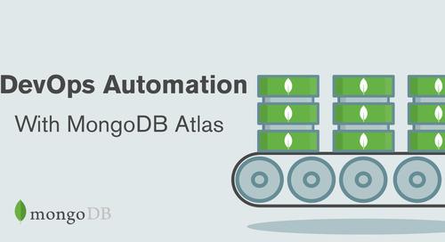 DevOps Automation with MongoDB Atlas