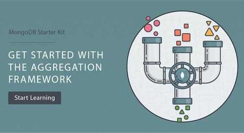Beyond the Basics 2 - The Aggregation Framework