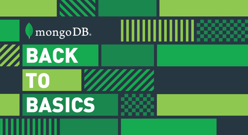 Back to Basics: Introduction to MongoDB