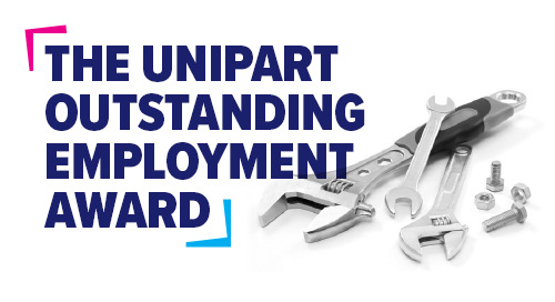 The Unipart Outstanding Employment Award