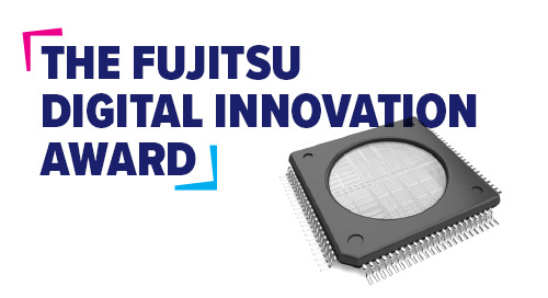 The Fujitsu Digital Innovation Award