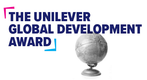 The Unilever Global Development Award, supported by Business Fights Poverty