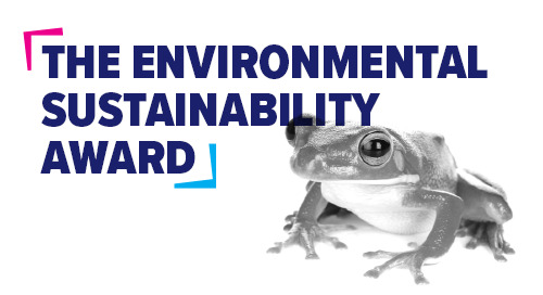 The Environmental Sustainability Award