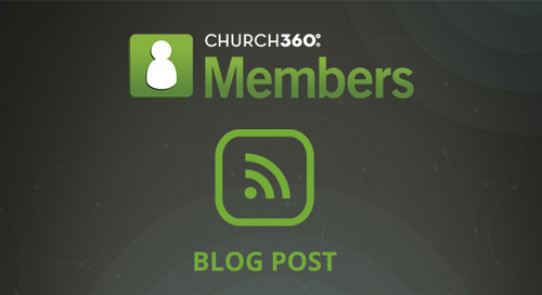 Updates to the Pastoral Visits Feature