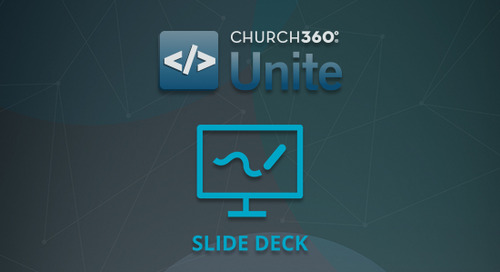 Using Church360° Unite with Shepherd's Staff