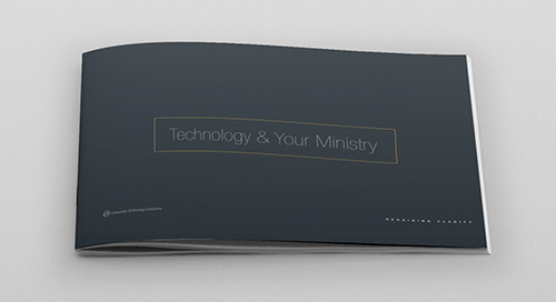 Technology & Your Ministry