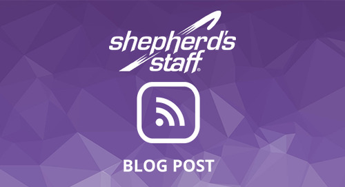 Protecting Your Shepherd's Staff Data Against Ransomware