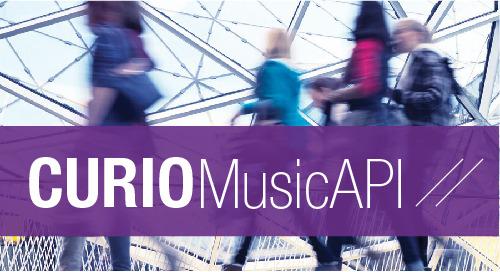 PlayNetwork CURIOMusicAPI