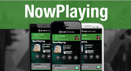 PlayNetwork NowPlaying