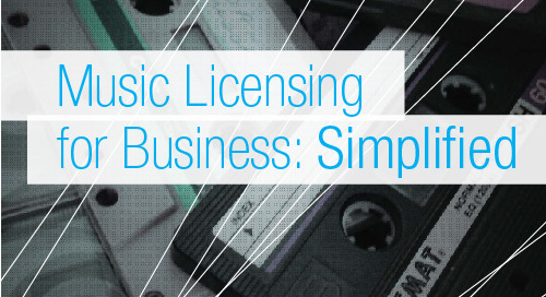Music Licensing for Business: Simplified