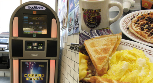 [Case Study] Waffle House: Connecting People Through Waffles and Music