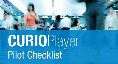 PlayNetwork CURIOPlayer X5 Pilot Checklist
