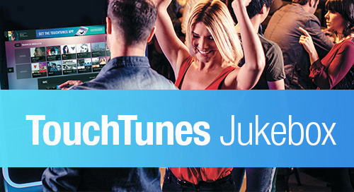 TouchTunes Jukebox