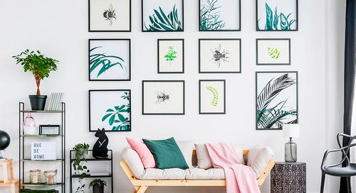 Décorez vos murs – trucs et astuces d'influenceurs pour la décoration intérieure
