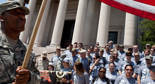 Advocacy through Awareness: IAVA Champions Verterans' Issues with Media-driven Campaign