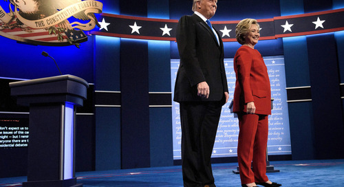 New Report by iQ Media Reveals Presidential Candidates' Ad Spend is Heavily Skewed Towards Local Markets