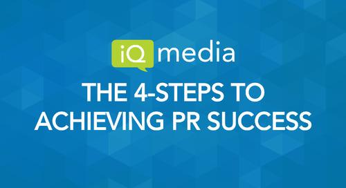 [on-demand webinar] 4 Steps to Achieving PR Success