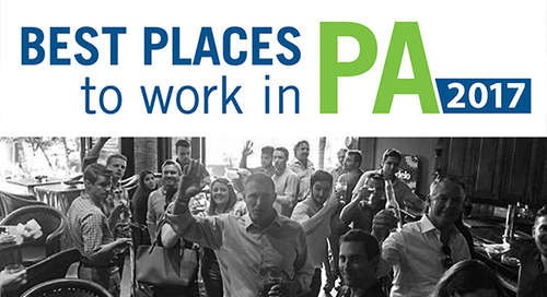iQ Media Named Best Places to Work in PA for 2017