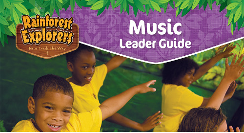 Music Guide Sample   VBS 2020