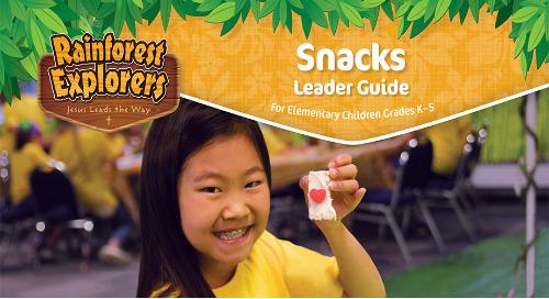 Snacks Guide Sample | VBS 2020