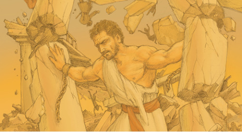 Unit 5 | Lesson 7 | Samson
