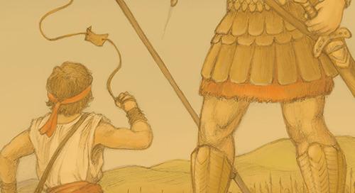 Unit 5 | Lesson 10 | David and Goliath