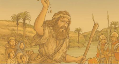 Unit 7 | Lesson 5 | John Points to Jesus