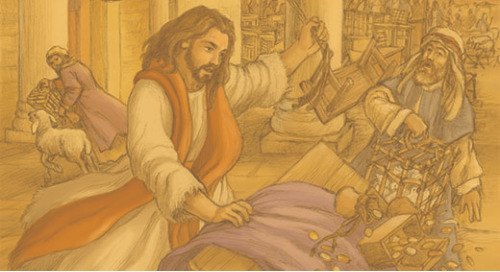 Unit 7 | Lesson 6 | Jesus Clears the Temple