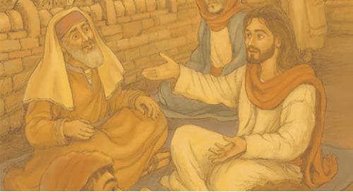 Unit 7 | Lesson 7 | Jesus Teaches Nicodemus