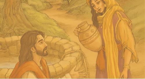 Unit 7 | Lesson 8 | Jesus Teaches the Samaritan Woman