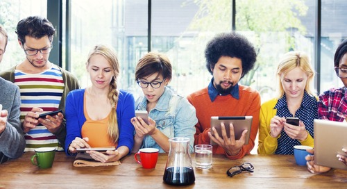 Millennials' Communication Habits Bring Change to Contact Centers