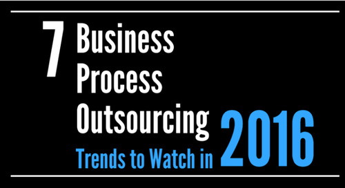 Seven Business Process Outsourcing Trends to Watch in 2016