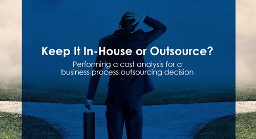 Outsourcing Cost Analysis Whitepaper