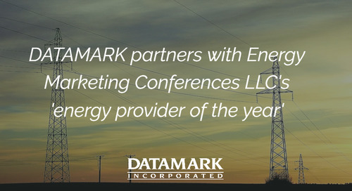 DATAMARK Partners with Large Growing Energy Supplier to Provide Contact Center Services