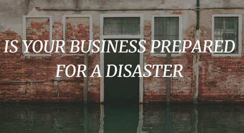 """Prepared for Disaster"": Business Continuity and the 2015 South Indian Floods"