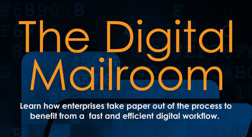 The Digital Mailroom - Infographic