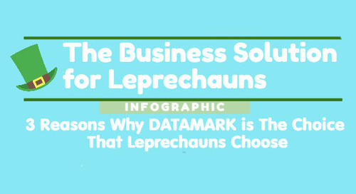 3 Reasons Why DATAMARK is the Choice That Leprechaun's Choose