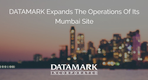 DATAMARK's Mumbai Site Launches Voice Processing Operation