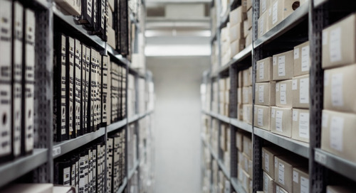 7 Steps to Backfile Conversion and Document Scanning that can be saving you time and money