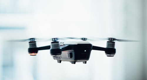 Consumers Eagerly Await Retailers' Use of Drones for Delivery