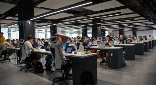 Could the key to business process improvements be in office furniture?