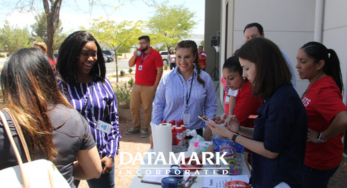 DATAMARK Hosts Event to Support Local Non-Profit, American Patriots