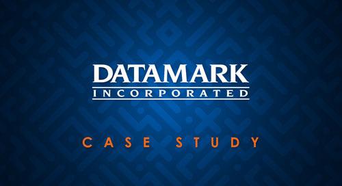 DATAMARK Delivers a Custom Solution