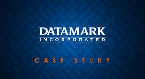 DATAMARK Delivers a Custom Solution